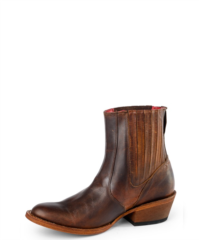 Macie Bean Coleman Shorty Cowgirl Boot