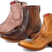 Macie Bean Shorty Cowgirl Boots