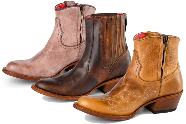 Macie Bean Shorty Boots