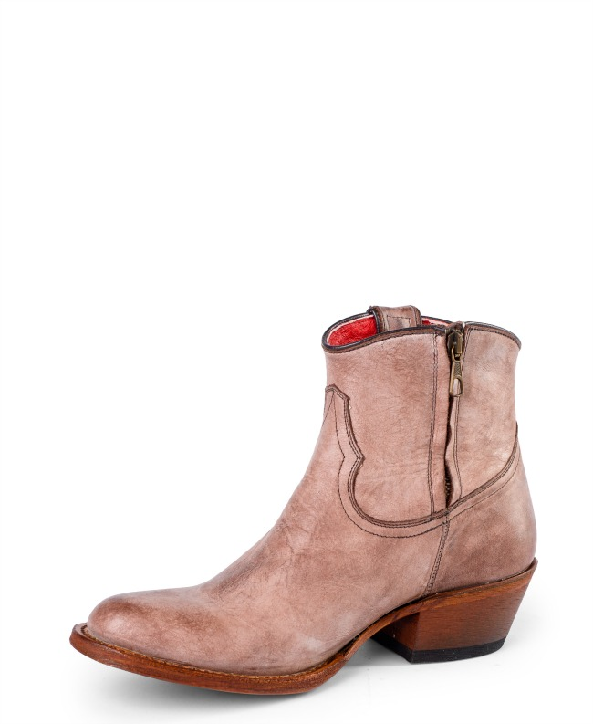 Macie Bean Sugar Foot Shorty Cowgirl Boot