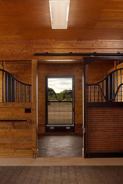 Metal Stall Doors