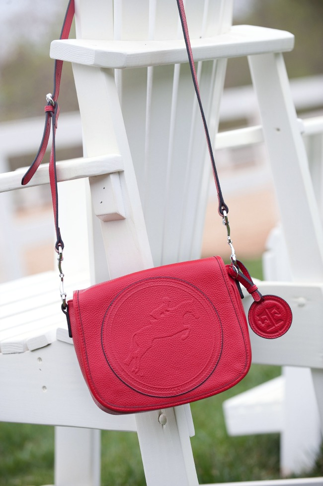 Red Crossbody by Tucker Tweed Equestrian