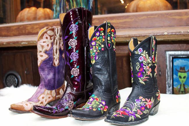 Beautiful Boots: Purple Edition