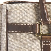 Carteret Satchel with Halter Hardware