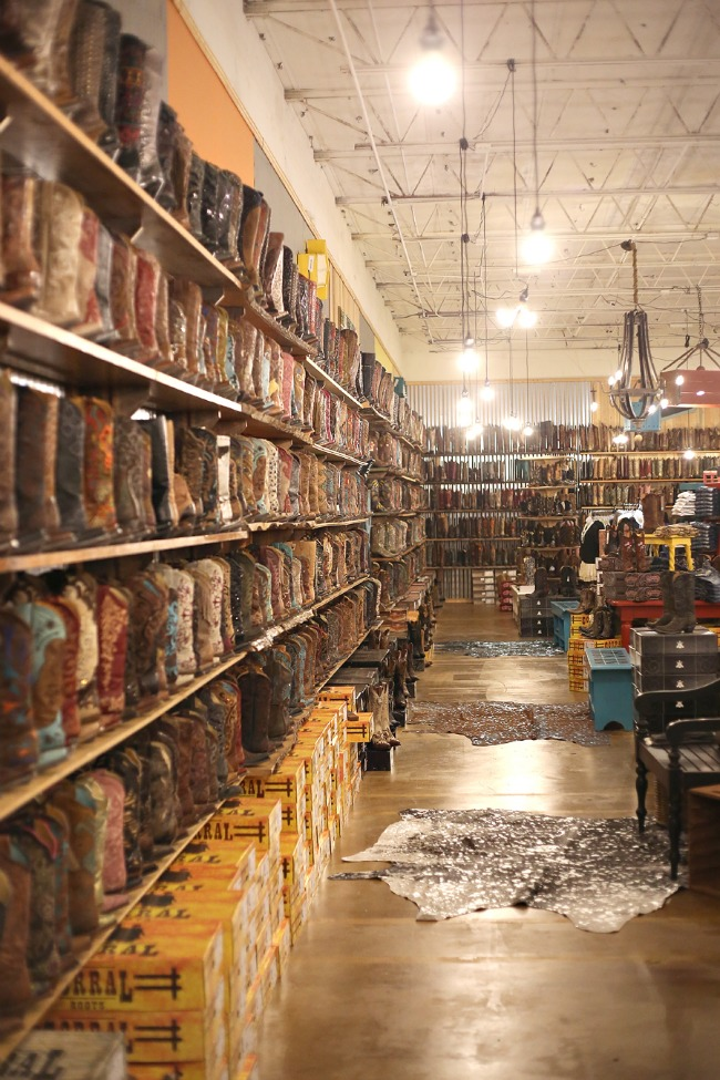 Classy CrossRoads Boutique Cowboy Boot Selection