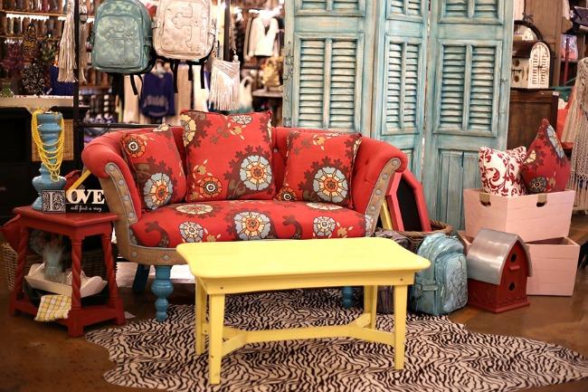 Classy CrossRoads Boutique Furniture