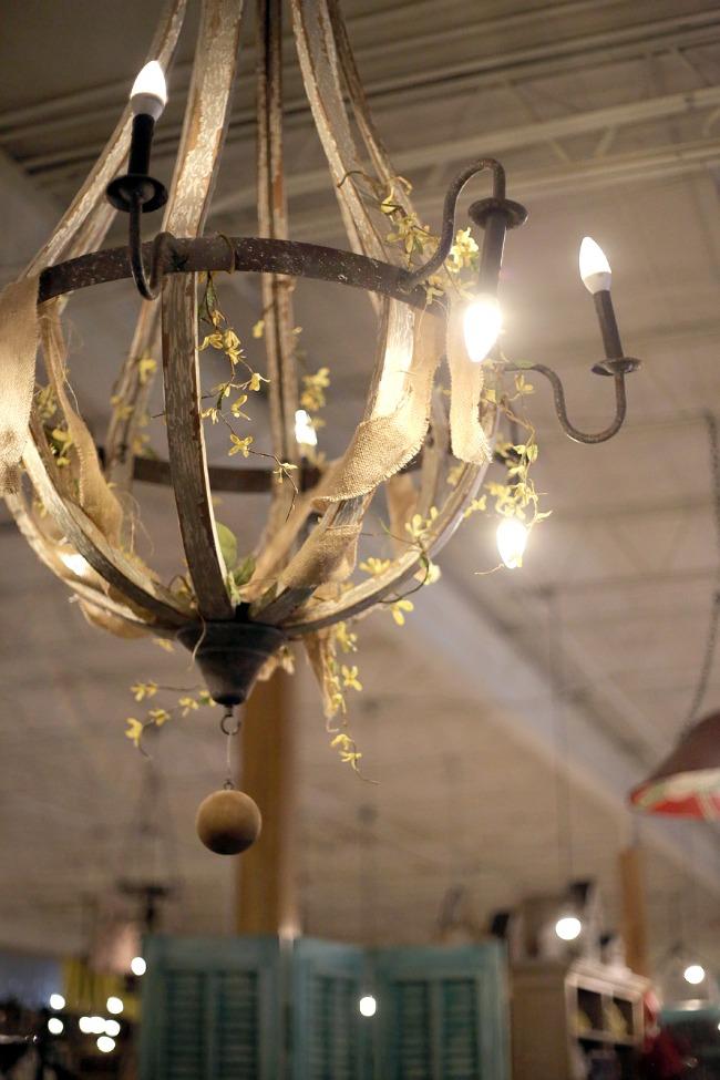 Classy CrossRoads Boutique Lighting