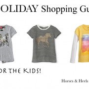 Holiday Shopping Guides for the Kids | Horses & Heels