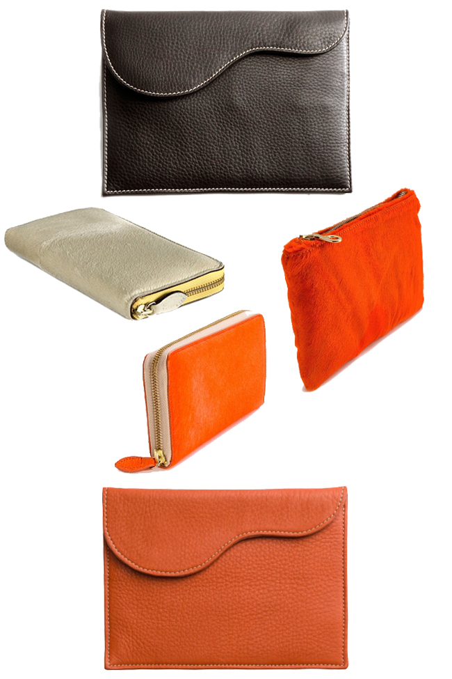 Oughton Limited Small Clutches and Wallets