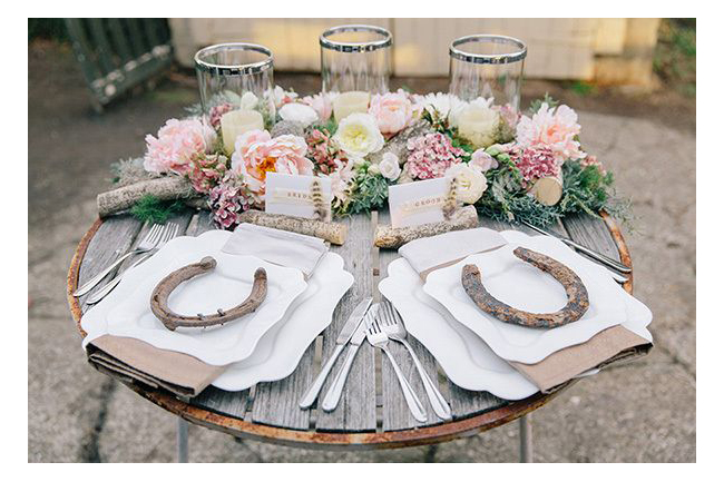 Equestrian Table Settings