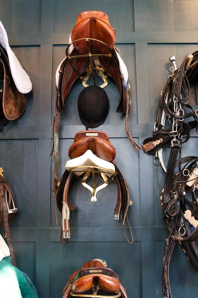 Clean English Saddles