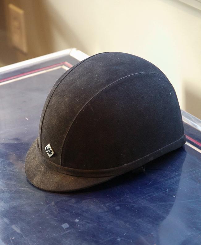 English Riding Helmet