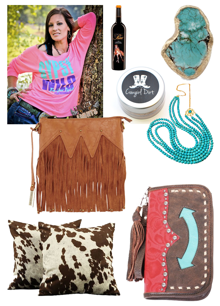 Holiday Gifts for the Western Woman | Horses & Heels