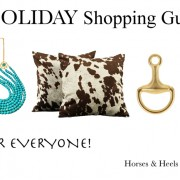 Holiday Shopping Guides for Everyone | Horses & Heels