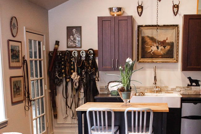 Stable Style: Rebecca Ray Designs' Tack Room