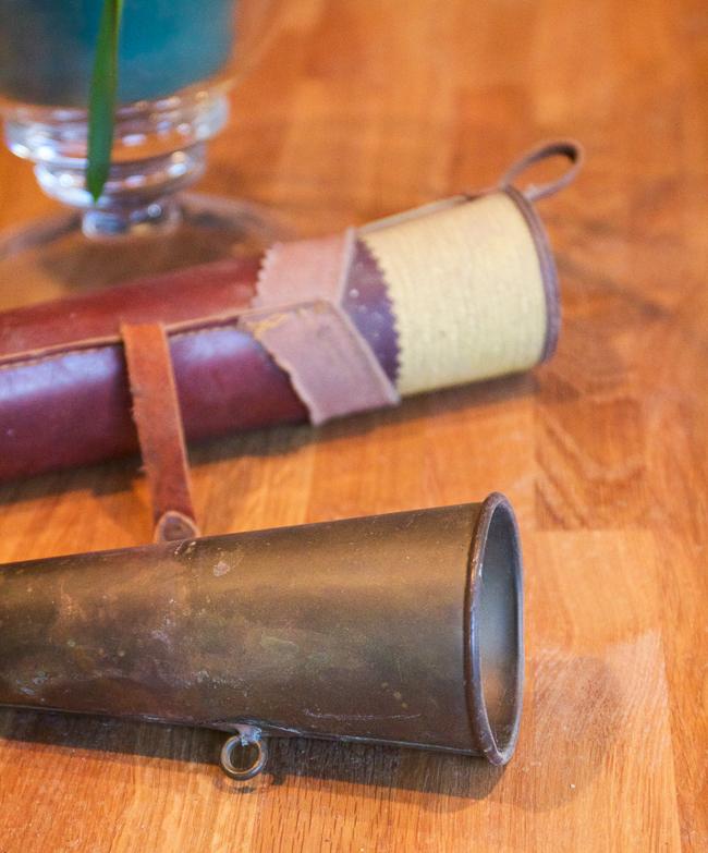 Old Horns