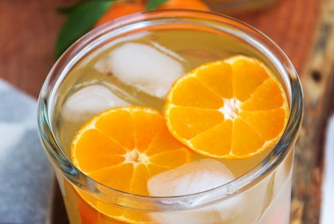 Mandarin Orange Green Tea