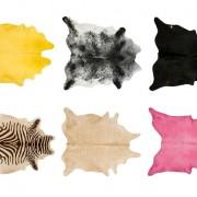 Colorful Cowhide Rugs | Horses & Heels