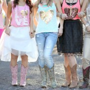 Cowboy Boots and cute clothes