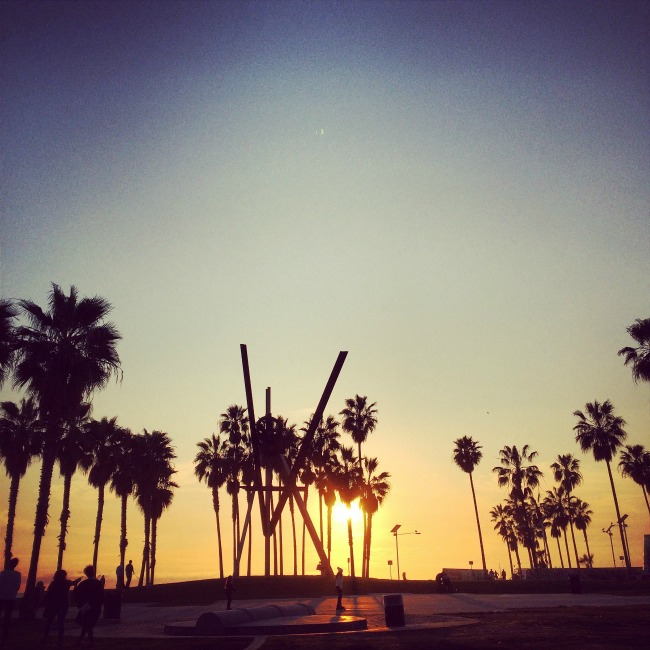 Snap Shots: NYC to California