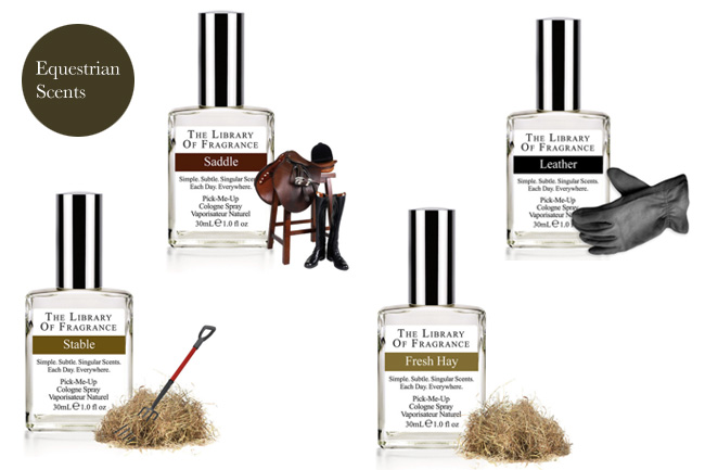 Equestrian Scents for Every Day