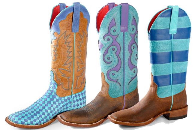 Winter Blues: Macie Bean Boots