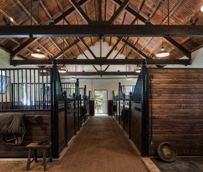 Barn Aisle Envy, Dark Wood #horsesandheels