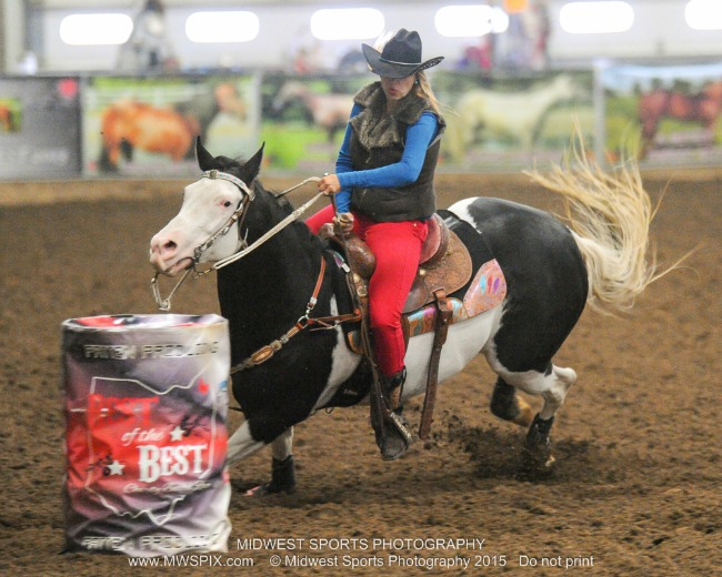 My Secrets to Coping with Stress at Horse Shows