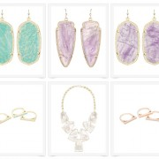 Kendra Scott jewelry for spring