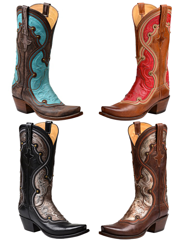 Lucchese Averill Cowboy Boots