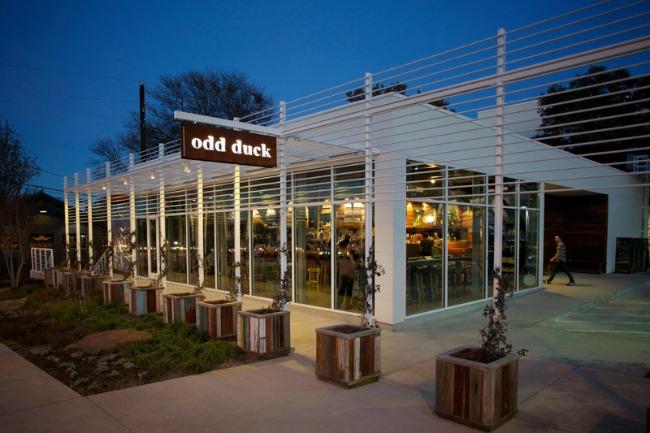 Odd Duck Restaurant | Austin, Texas Travel Guide