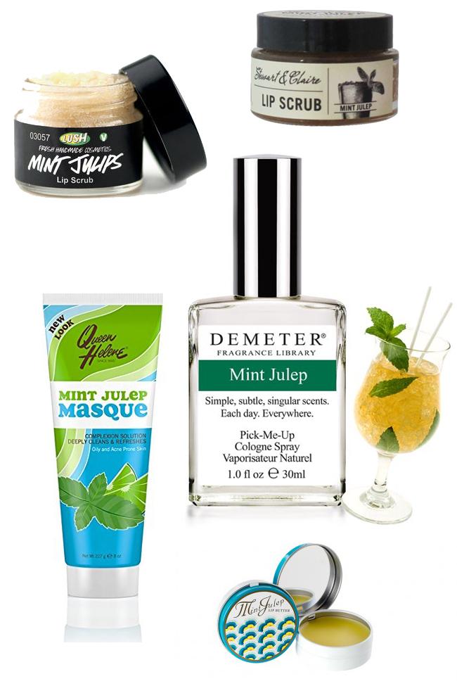 5 Mint Julep Beauty Products | Horses & Heels