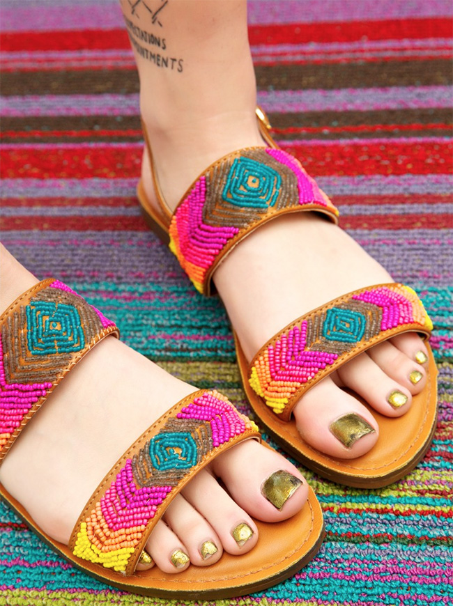 I Have a Crush: Spring Sandals