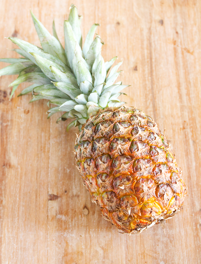 How to Select a Ripe and Sweet Pineapple