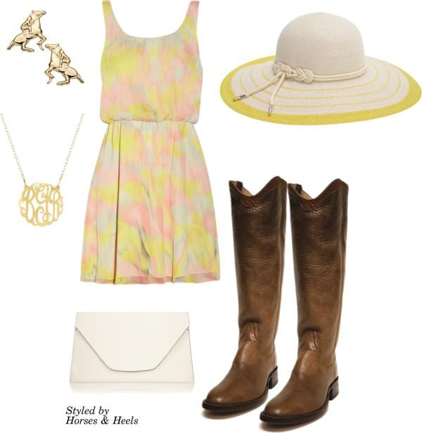 Kentucky Derby Style | Horses & Heels