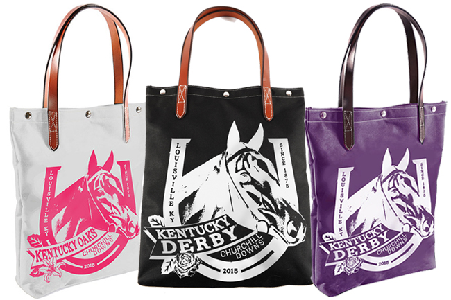 Official 141st Kentucky Derby Tote Giveaway