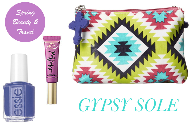 Spring Beauty Buys from Gypsy Soule