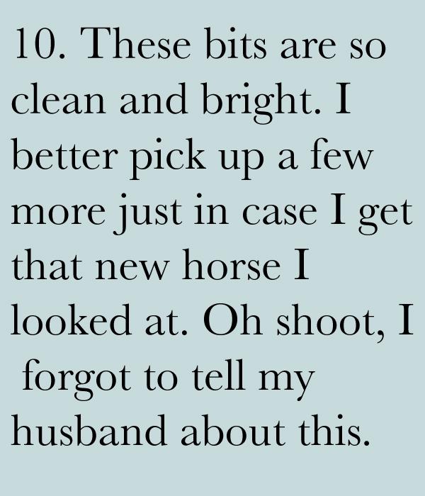 Tack Store Problems #10 | Horses & Heels