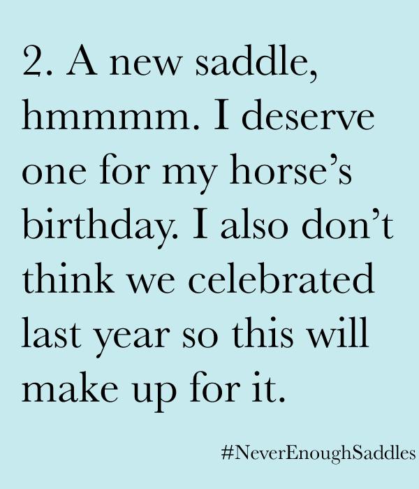 Tack Store Problems #2 | Horses & Heels
