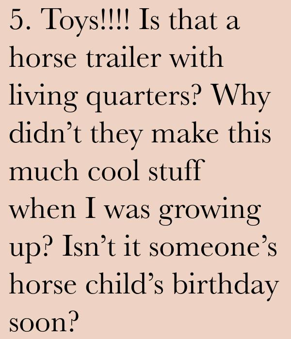 Tack Store Problems #5 | Horses & Heels