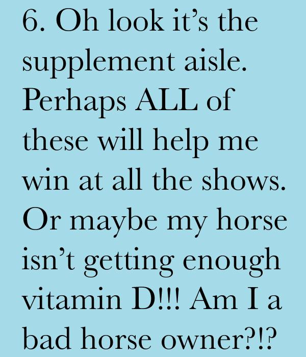Tack Store Problems #6 | Horses & Heels