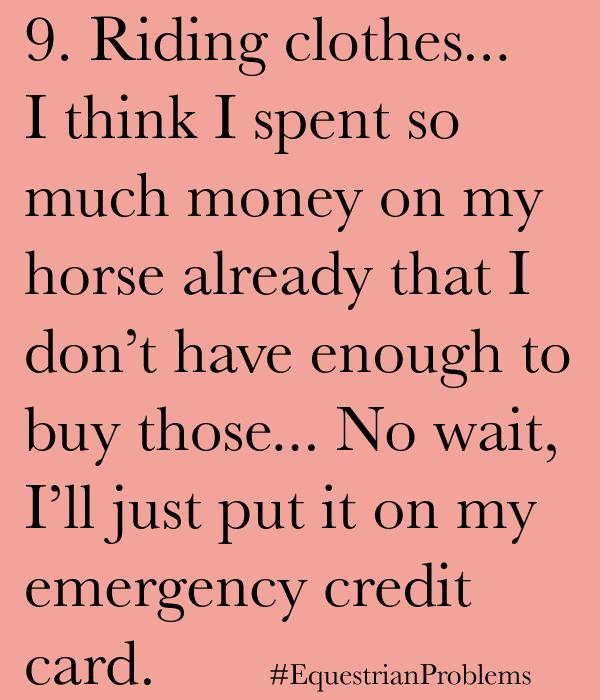 Tack Store Problems #9 | Horses & Heels