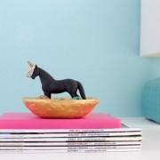 DIY Unicorn Jewelry Dish   Horses & Heels