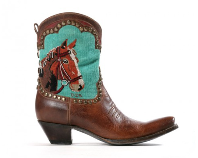 Double D Ranch Shadowflax Boot