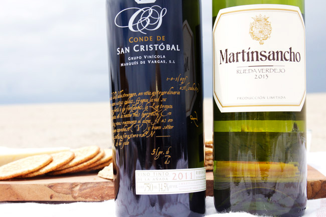 Ribera Del Duero and Rueda Verde Jo Wines