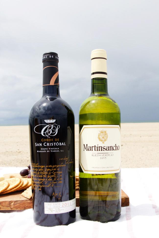Ribera y Rueda Spanish wine
