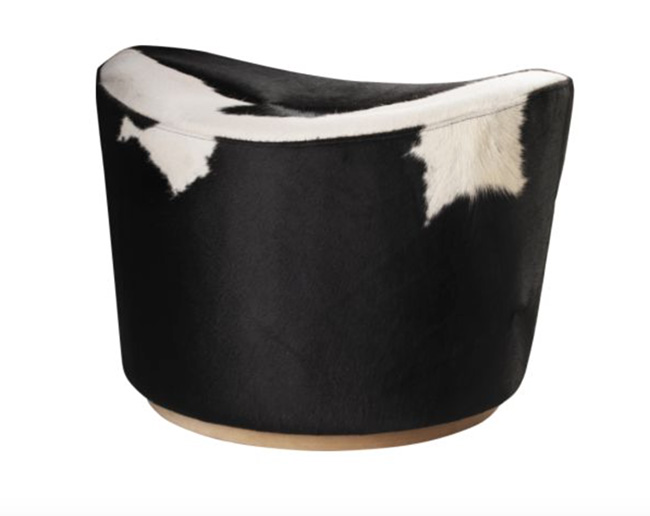 Stockholm Footstool from IKEA