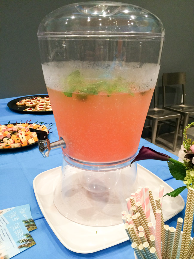 The Bikini Breeze Cocktail