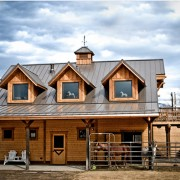 Apartment barn located in Taos, New Mexico