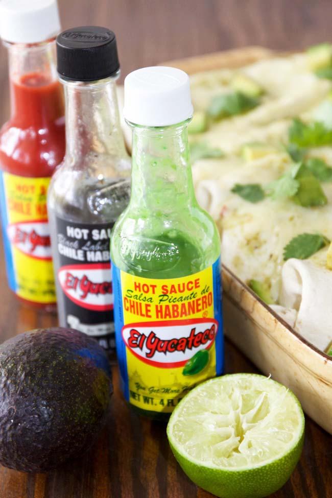 El Yucateco Hot Sauces